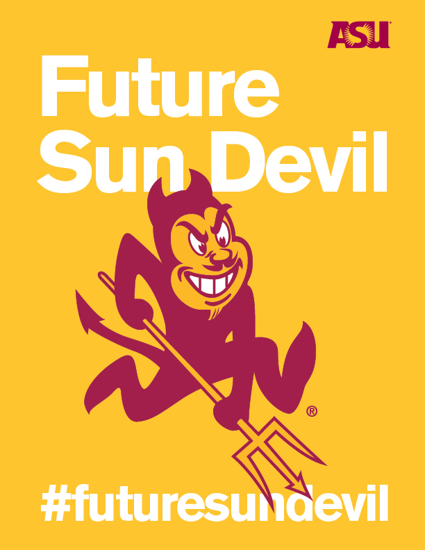 sun devil poster