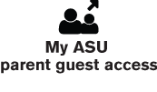 My ASU Parent Guest Access