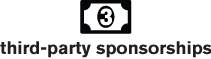 Third-Party Sponsorships